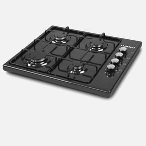 Luxell Lx-420 F Siyah Set Üstü Doğalgaz'lı