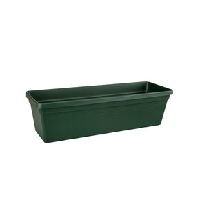 Elho Green Basics Balkon Saksısı Yeşil 40 cm