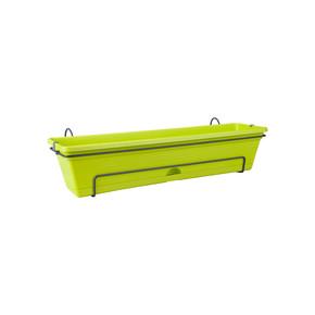 Balkon Saksısı Set Limon Yeşili Green Basics