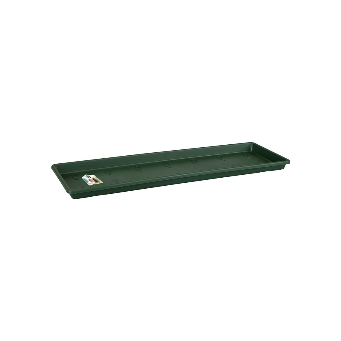 Saksı Altlığı Yaprak Yeşili Green Basics