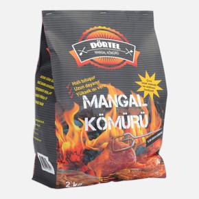 2 Kg Mangal Kömürü