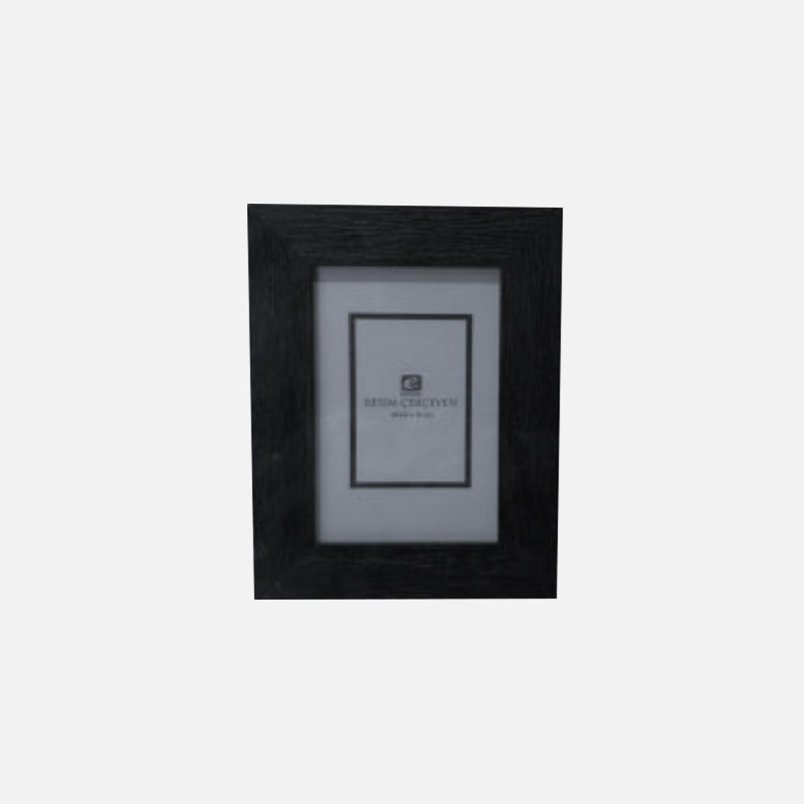 30 Lık 18x24 Siyah Çerçeve