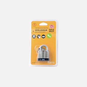 Çelik Katmanlı Asma Kilit 50 mm