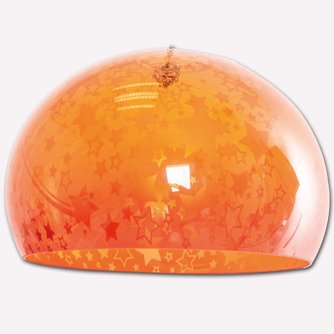 Arpleks Yıldızlı Sarkıt Turuncu