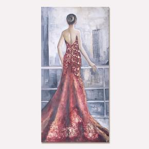 Canvas Tablo 50x150cm