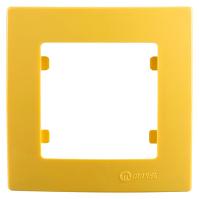 Lıl Nat K 1' li Çerçeve Sarı
