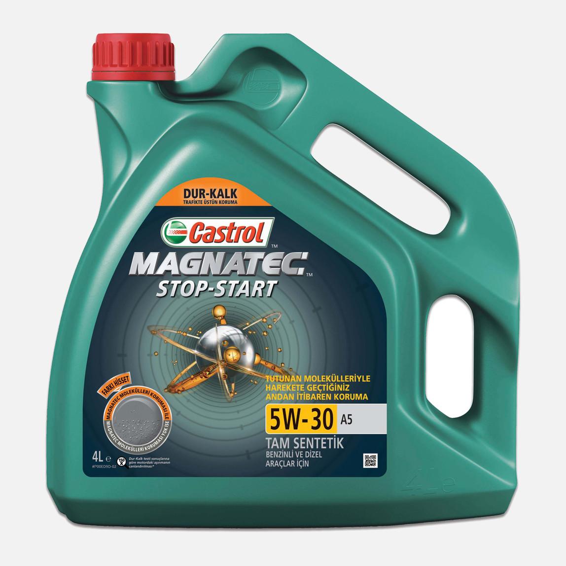 Magnatec Stop-Start 5w-30 A5 4 Litre Motor Yağı