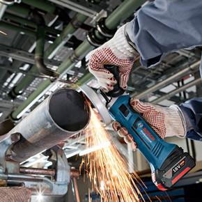 Bosch GWS 18-125V-LI Profesyonel Avuç Taşlama(Aküsüz)