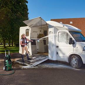 Bosch Aquatak 150 Yüksek Basınçlı Yıkama Makinası