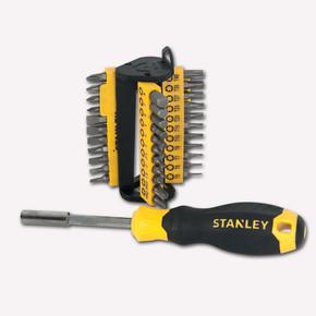 Stanley 35 Parça Tornavida Bits Seti