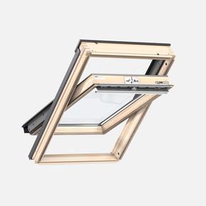 Basıc Ahşap Çatı Penceresi  78X118Cm