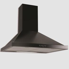 Luxell DP-6 Siyah Davlumbaz