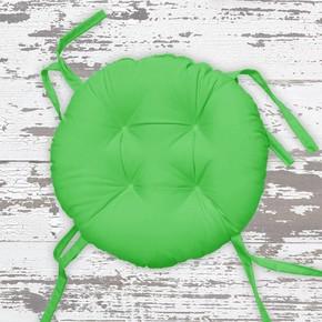 Sandalye Minderi Yeşil Q40cm