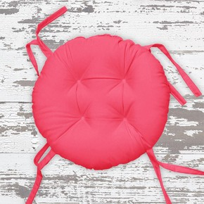 Sandalye Minderi Fuşya   Q40cm