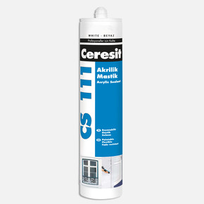 280ml CS111 Akrilik Mastik Gri