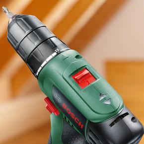 Bosch EasyDrill 1200 Akülü Darbeli Çift Akülü Vidalama