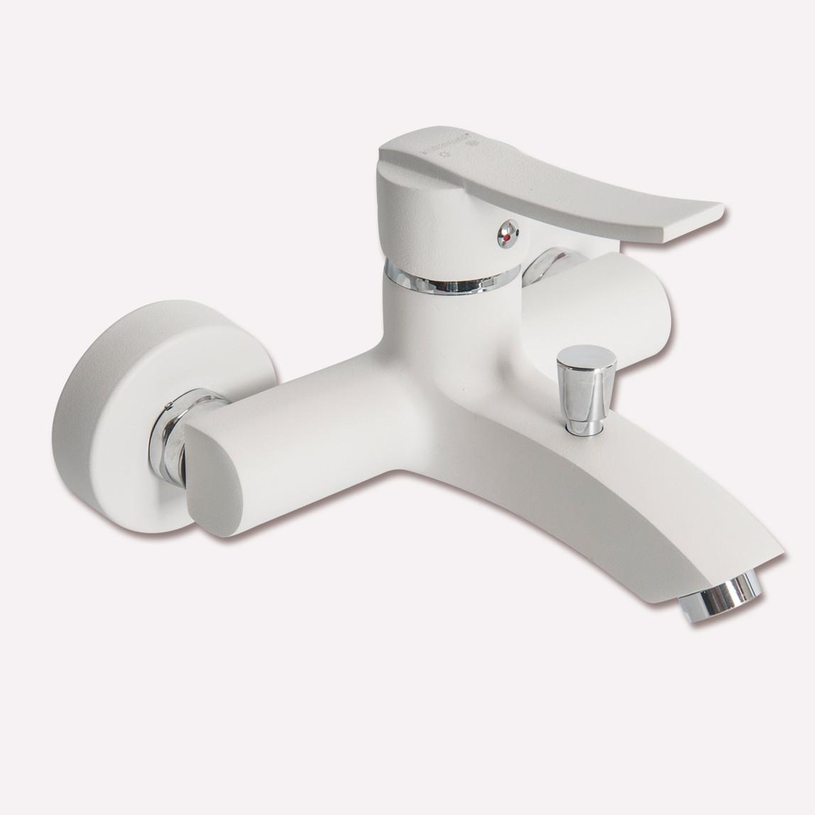 Mixomat Nova Mix Banyo Bataryası Beyaz