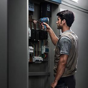 Bosch GDR 120-LI Profesyonel Akülü Darbeli Vidalama Somun Sıkma