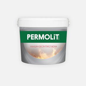 15Lt Permolit Su Bazlı Yangın Geçiktirici Boya