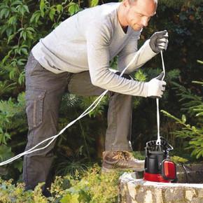 Einhell GC-DP 7835 Dalgıç Kirli Su Pompası