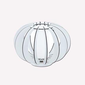 Eglo Stellato 1X60W Masa Lambası Beyaz