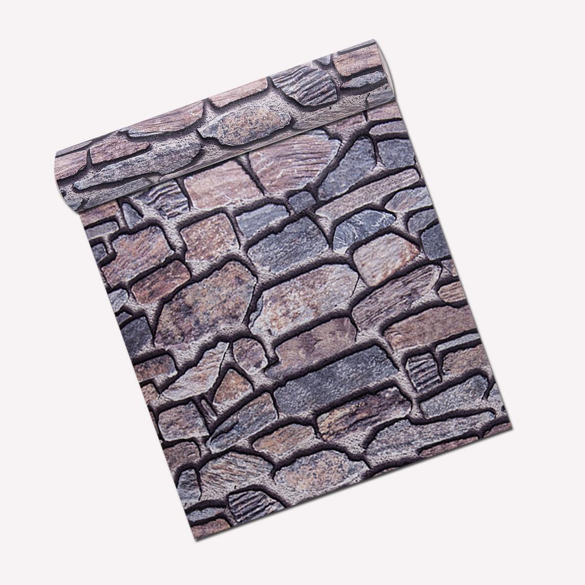 Ham Taş - Safir Duvar Kağıdı