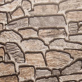 Ham Taş - Koyu Gri Duvar Kağıdı