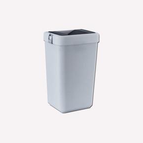 Comfort Dust Bin Çöp Kovası Gri 40 lt