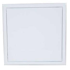 50X50 Alçıpan Toz Statik Beyaz Müdahale Kapağı Çıtçıtlı