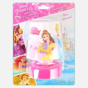Princess Abajur Gece Lambası Pilli