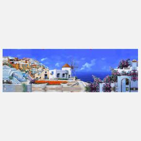 Kanvas Tablo Manzara