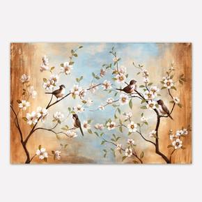 Kanvas Tablo Çiçek 60x90 cm