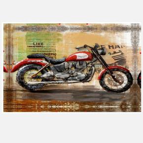 Kanvas Tablo Manzara 60x90cm
