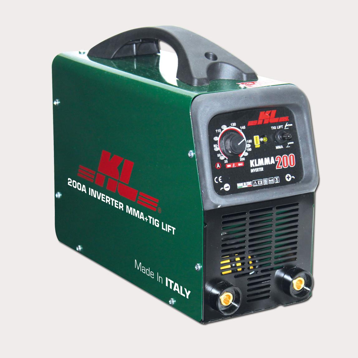 KL KLMMA200 200 Amper İnverter Kaynak Makinesi
