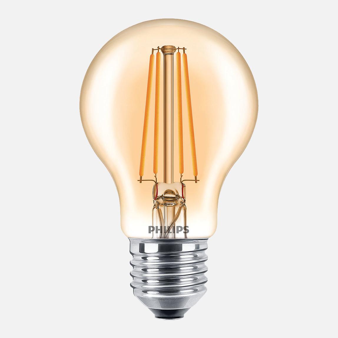 Led Classıc 48W A60 E27 Gold Dım