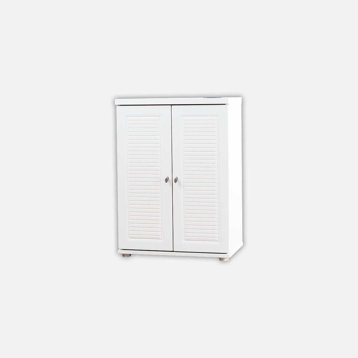 İnci Beyaz Dolap  90X60X40 cm İb143