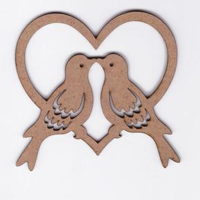 Kuşlu Kalp