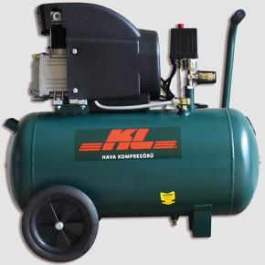 KL KLK50 2HP 50Lt 8Bar Hava Kompresör
