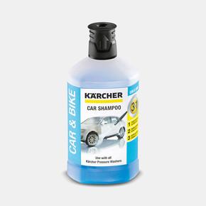 Araç Şampuanı 3 in 1, 1 lt            .