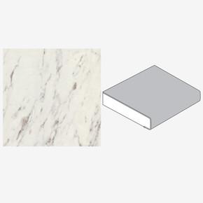 Laminat Mutfak Tezgahı 40/133 C242SC Carrara Royal Dekor