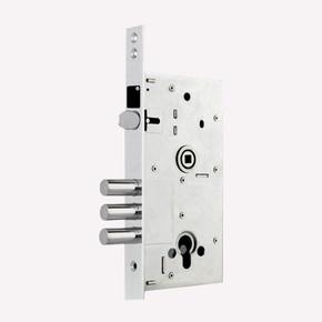 Çelik Kapılar için Alarmlı Kilit