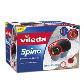 Vileda Spino Otomatik Sıkmalı Temizlik Seti