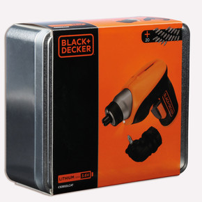 Black&Decker CS3652LCAT 3.6Volt 1,5 Ah Li-ion Şarjlı Vidalama