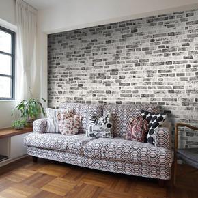 Deko Stil DP41 Gri Kırık Tuğla Duvar Kaplama Paneli