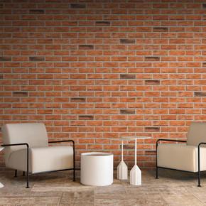 Deko Stil DP43 Kırmızı Duvar Kaplama Paneli