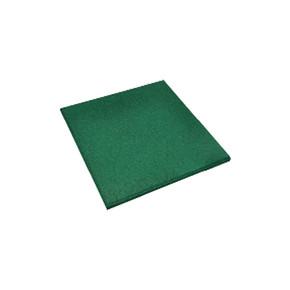 Karo Kauçuk  Yeşil 40x40x2 cm