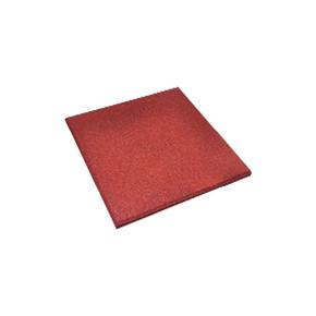 Karo Kauçuk  Kırmızı 40x40x2 cm