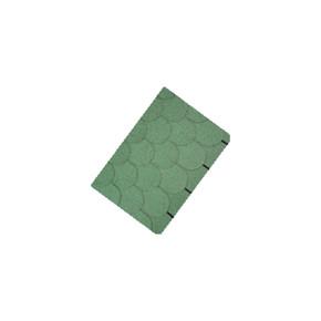 Karo Kauçuk Kilit Taşı Yeşil 25x20x2 cm
