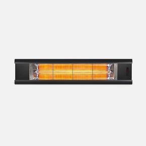 Veito Aero S 2500W Karbon Uzaktan Kumandalı Infrared Isıtıcı