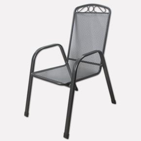 Sunfun Mesh Metal Bahçe Sandalyesi